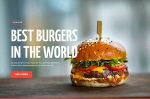 ejemplo diseño web wordpress portfolio web restaurantes cafeterias bares