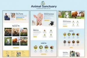 ejemplo diseño web wordpress portfolio web veterinarios tiendas mascotas