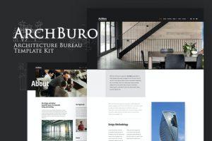 ejemplo diseño web wordpress portfolio web arquitecto plantilla web reformas casas