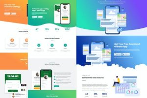 ejemplo diseño web wordpress portfolio web apps software programas