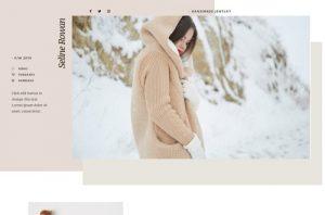 ejemplo diseño web wordpress portfolio web diseñadores arreglos de ropa