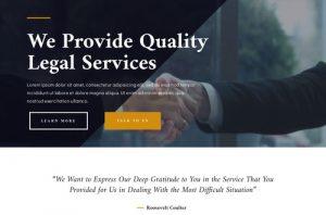 ejemplo diseño web wordpress portfolio web abogados plantillas web notarios