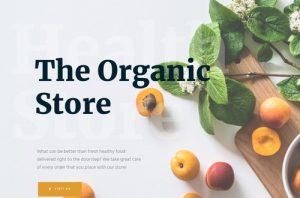 ejemplo diseño web wordpress portfolio web agricultores y ganaderos