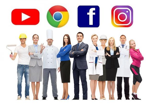 como ganar mas clientes en facebook google instagram youtube hacer campañas de annuncios rentables en redes sociales