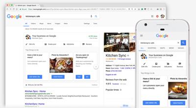 cuenta y creacion de google my business seo local para tu empresa y negocio