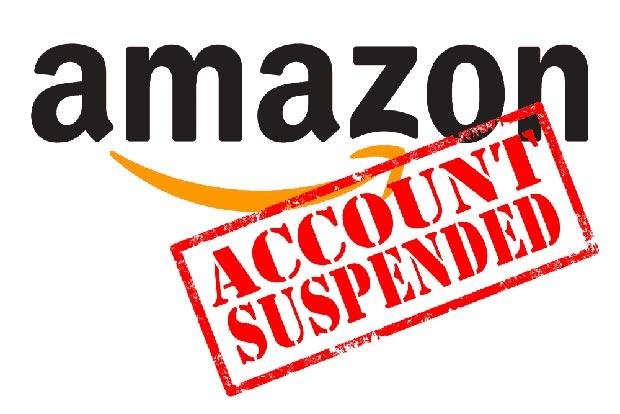 Apelaciones contra la suspensión de Amazon