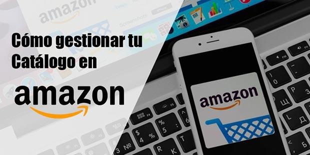 Organización del catálogo de Amazon