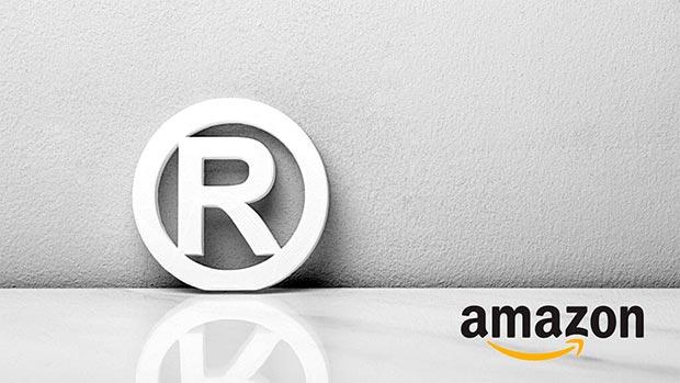 Registro de marca comercial de Amazon