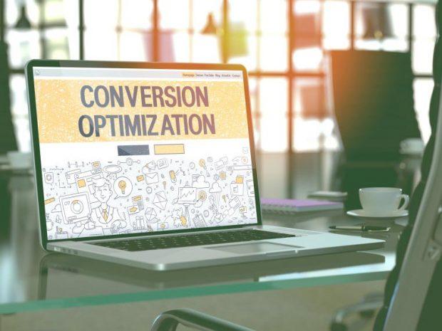 Optimización de la tasa de conversión