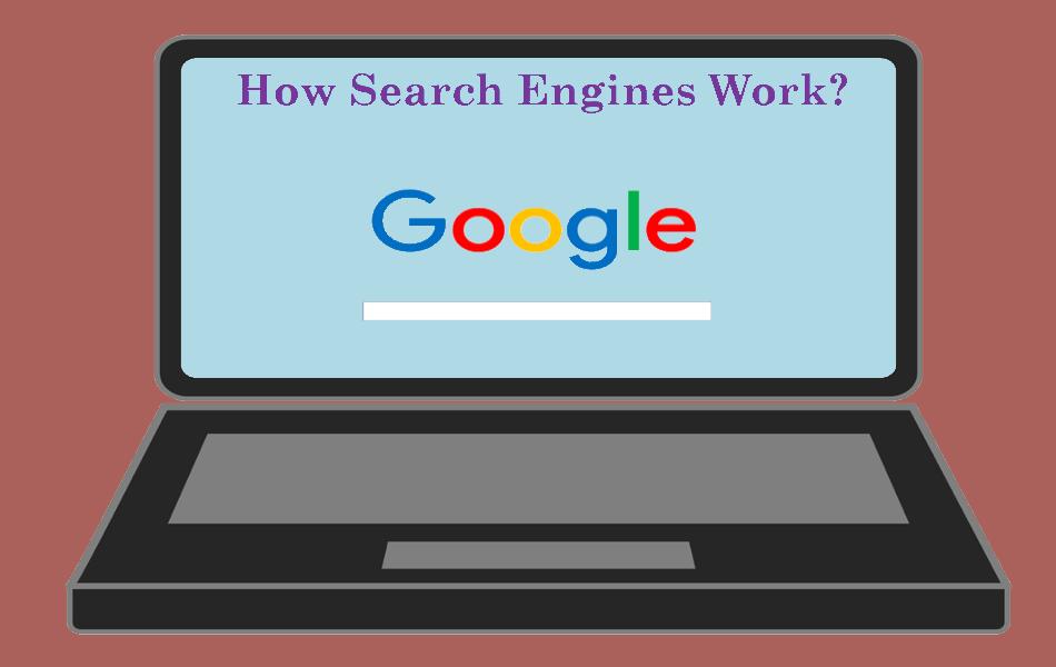 ¿Cómo funcionan los motores de búsqueda?