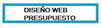 Diseño Web Presupuesto Logroño