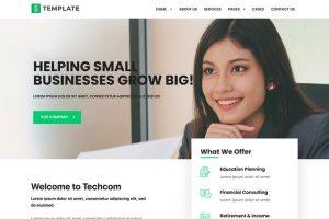 5 portfolio diseño web Langreo