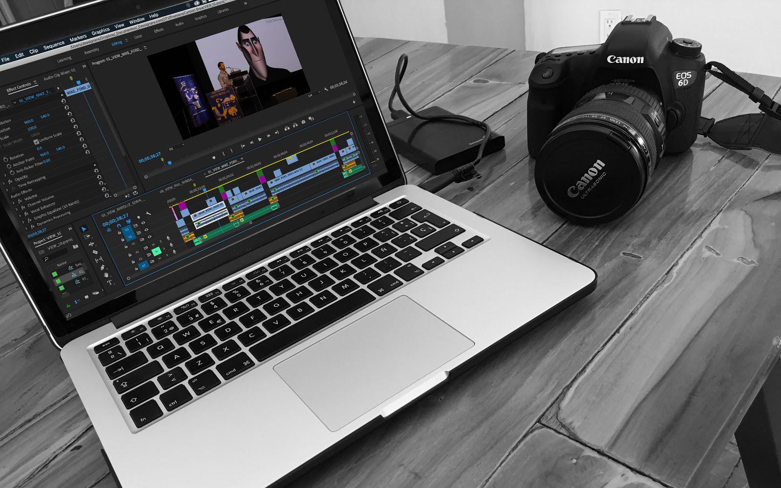 servicio produccion de video
