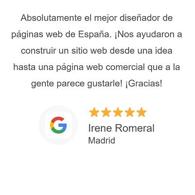 Opiniones de clientes de Stand Up Empresa Diseño Web Huelva