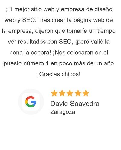 Opiniones de clientes de Stand Up Diseñador Web Freelance Huelva